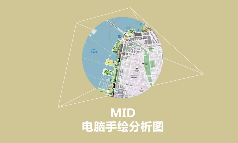 MID-电脑手绘分析图