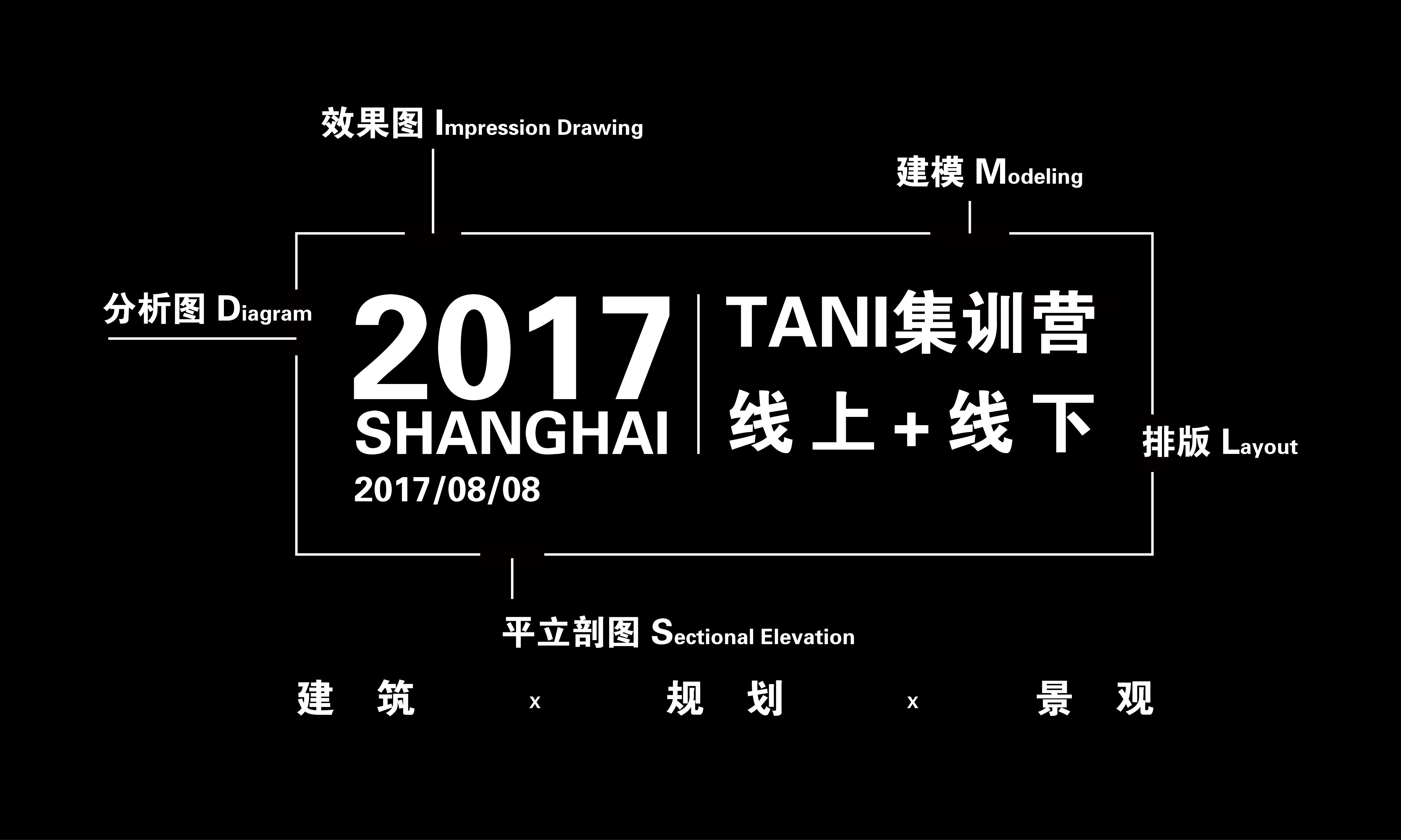 2017/8/22:TANI规划表现集训营【规划班级专属直播页面】