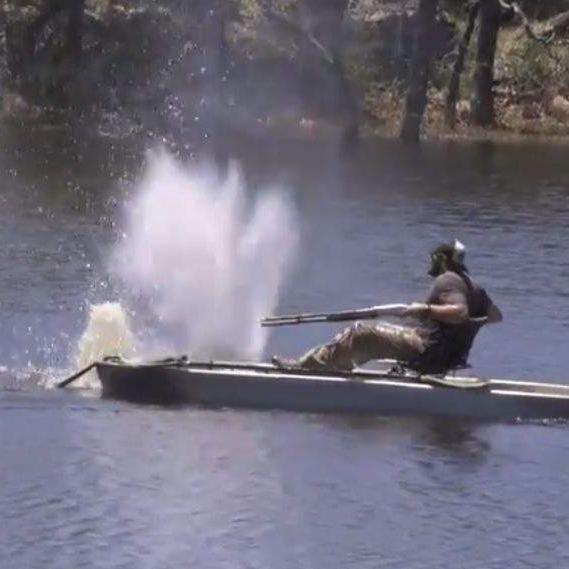 划船不用桨