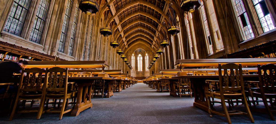 在霍格沃茨魔法学院上学是怎样的体验?建筑师告诉你