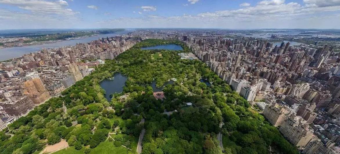 全世界最美的城市公园:纽约中央公园——现代景观的开端