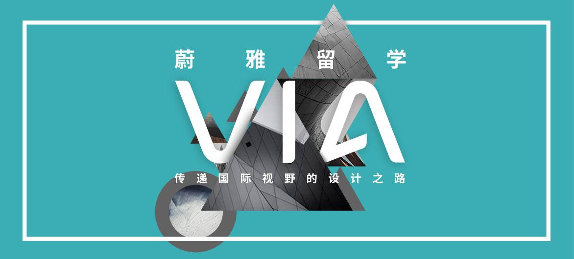 VIA 蔚雅留学,正式上线