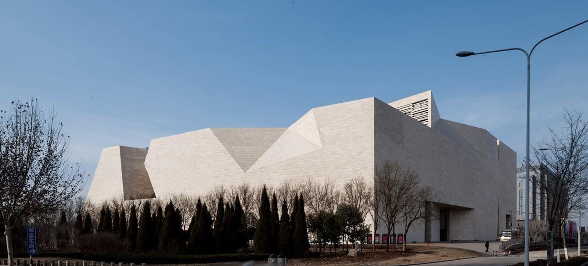 山·城相依、泉·城相映——山东美术馆