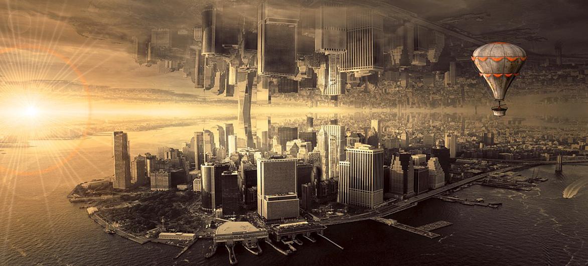 """""""插入城市""""、""""立即城市""""、""""行走城市""""都是些什么?你听说过建筑电讯学派吗?"""