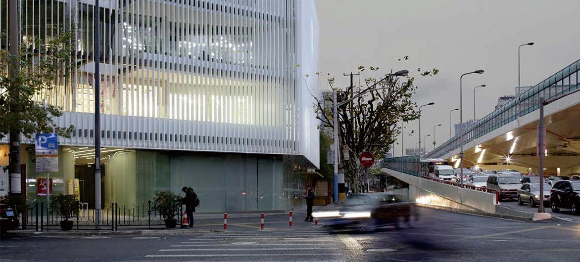 和成大楼在博埃里手中旧貌换新颜