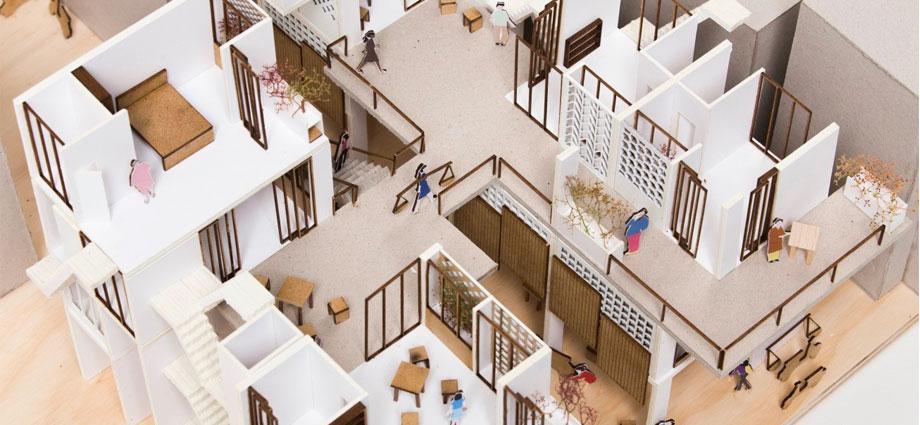 快速变迁时代下的越南传统超密巷道文化解读 — 西贡巷道空间