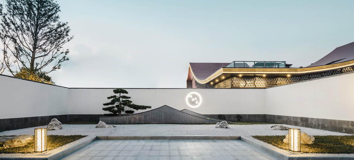 一如醉后诗纵横——李白的院子 |GVL怡境国际设计集团作品