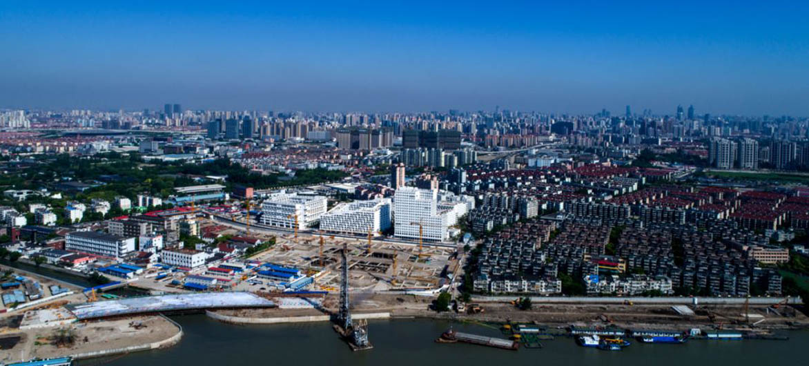 建筑师眼中的城市与未来