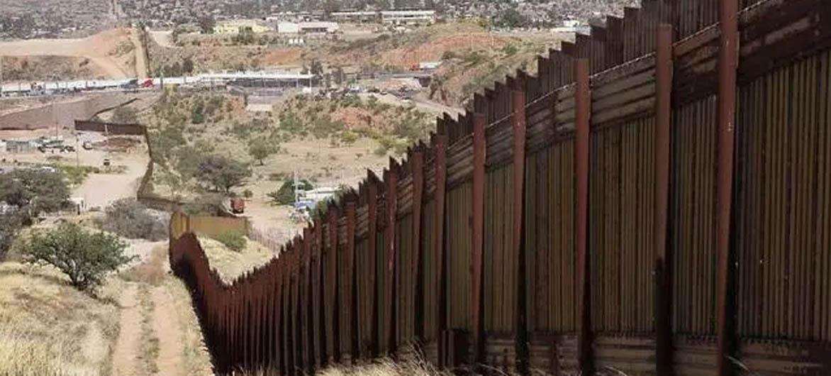 特朗普在建的隔离墙,库哈斯在46年前就帮他设计好了