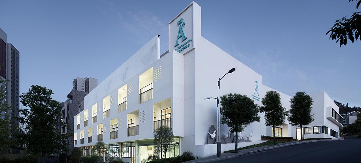 视野之下,方正有型:十堰A+自然幼儿园 l 迪卡幼儿园设计中心
