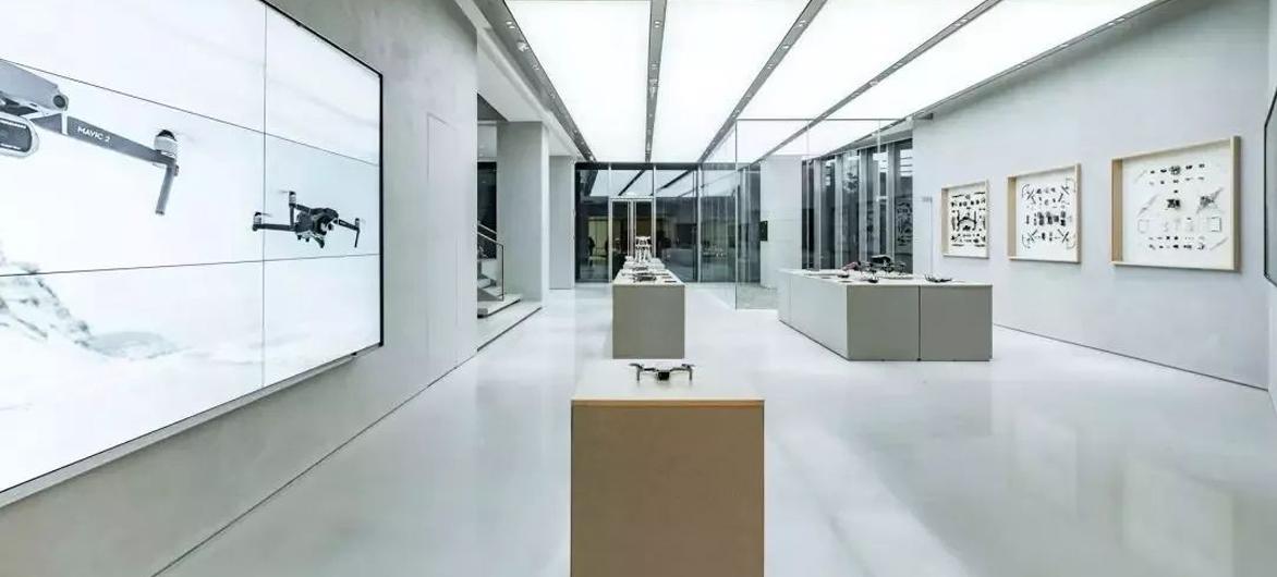 大疆在钱塘江边造了座「美术馆」,收藏的每件展品都堪称艺术