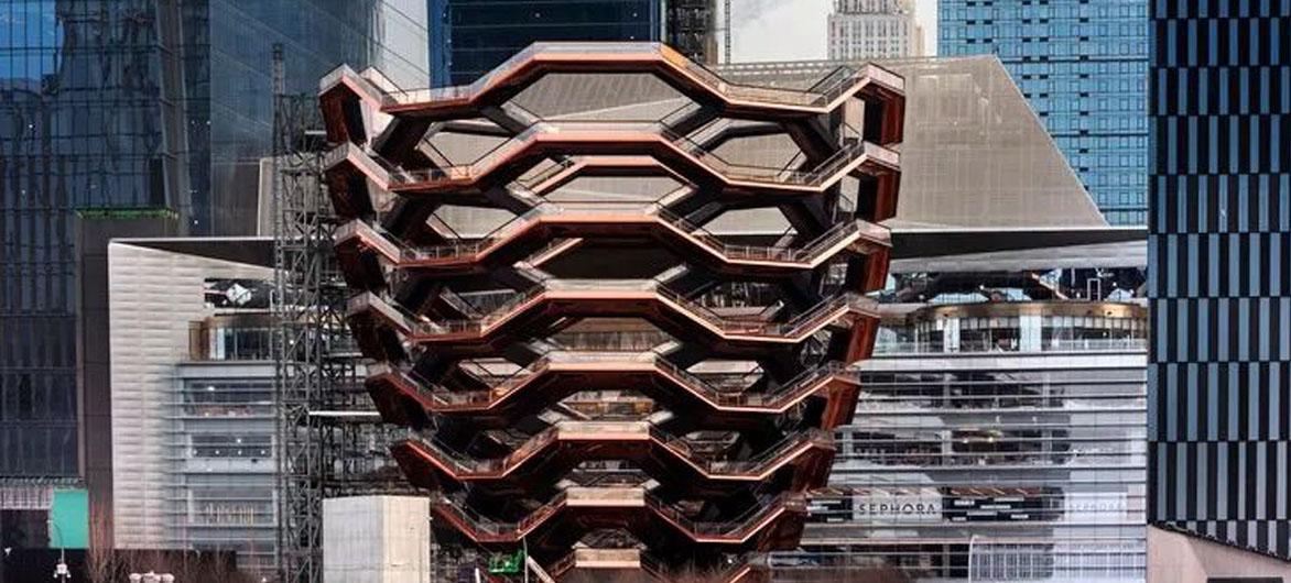 2019 世界建筑节年度建筑公布