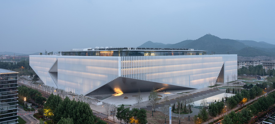 腾讯北京总部大楼 / OMA
