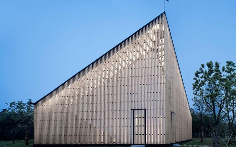 教堂外观设计图片