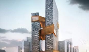 NBBJ:深圳腾讯公司新总部
