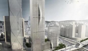 深圳能源大厦/BIG设计事务所