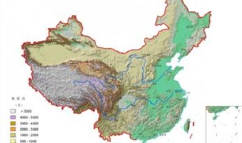不可或缺的地理常识——全国主体功能区规划图