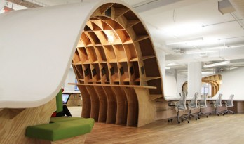 开放到极致:超级办公台你喜欢吗?