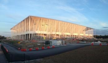 波尔多体育中心项目建设最新进展