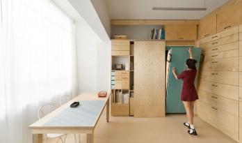 小空间 大智慧,20平米空间的高效利用