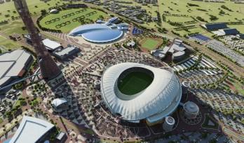 2022年世界杯第三座主办馆—哈里发国际体育场项目公布(附视频)