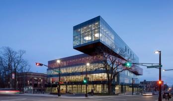 城市会客厅,哈利法克斯中央图书馆盛大开幕