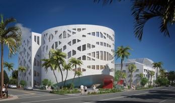 OMA建筑事务所设计的faena forum将于明年开放(附视频)