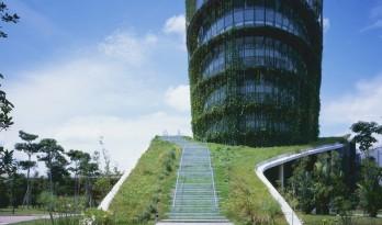 与自然相融合的工厂,马来西亚工厂扩建