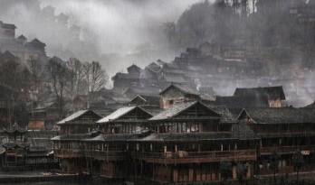 最后的美——鸟瞰中国古建筑