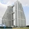 阳台露台鳞次栉比的新加坡天空住宅