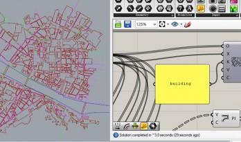 教你利用Grasshopper将地图数据导入Rhino
