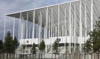 赫尔佐格和德梅隆设计的新波尔多体育馆