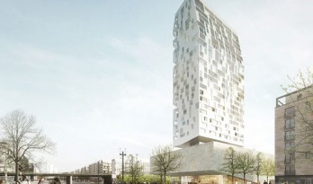 保时捷住宅楼设计竞赛作品欣赏