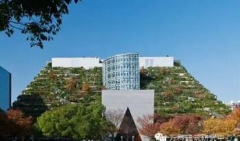 屋顶绿化丨城市上空的奇幻花园