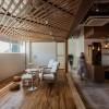 悬置处理与灯光设计打造舒缓放松的spa空间