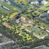 """硅谷的""""世界最大绿色屋顶"""""""