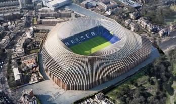 赫尔佐格和德梅隆公布伦敦切尔西新球场方案