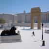 3D打印重建被ISIS炸毁的神庙!英国科学家们的这个计划,有点大.