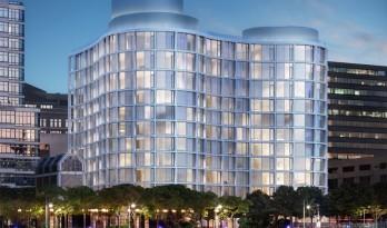 曲线玲珑的曼哈顿公寓楼——赫尔佐格和德梅隆
