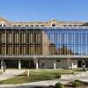 绿色节能的堪萨斯大学建筑系的讲堂