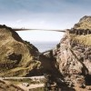 廷塔杰尔城堡步行桥设计竞赛结果