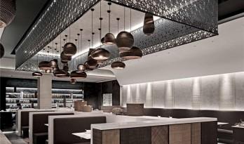 喜鼎·饺子中式餐厅空间设计