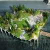 "heatherwick工作室的""55号码头""公园今夏开建"