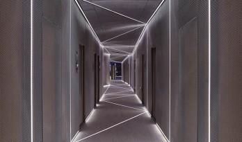 一条有性格的走廊可以拯救整个空间