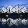 如水晶般洁净的深圳体育中心