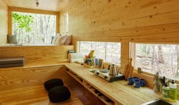 为城市居民打造的微型度假屋
