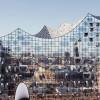 赫尔佐格和德梅隆事务所设计的易北音乐厅接近完工