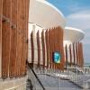 三个场馆连为一体的里约卡里奥克舞运动场