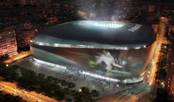 皇马的新设计师是巴萨球迷啊!新伯纳乌VS新诺坎普球场