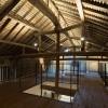 打开不变的门,惊喜全新的米厂——现代的附属构造刷新老旧的木结构